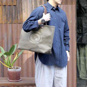 กระเป๋าผ้าแคนวาสตามแบรนด์